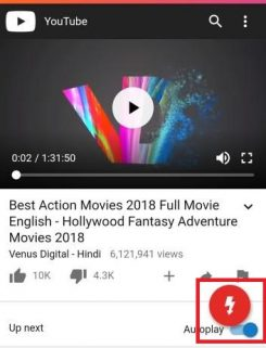 how to download movies in InsTube