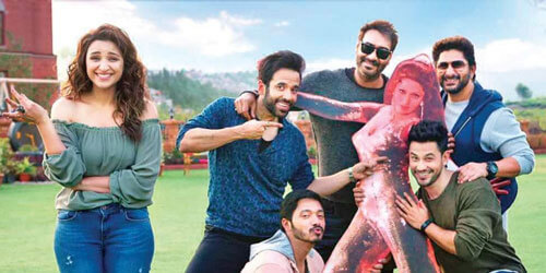 Golmaal Again movie image