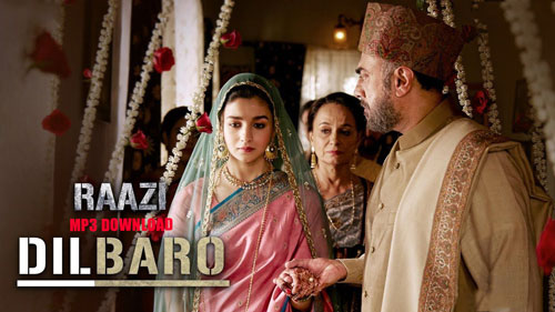 Download Raazi Song in MP3