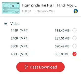 Tiger Zinda Hai Full Movie Download 480p