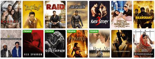 Top 60 Hotstar movies