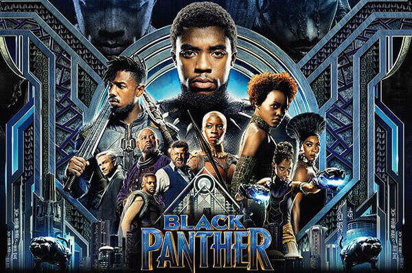 Black Panther review cast release date trailer