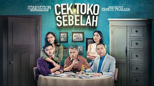 Cek Toko Sebelah full movie