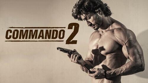 Commando 2 Poster Image