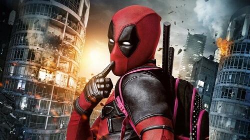 Deadpool 2 poster image
