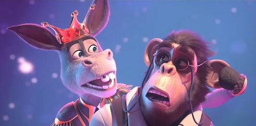 The Donkey King full movie