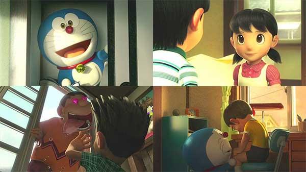 popular Doraemon movies