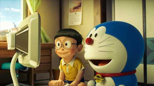 Doraemon movie characters