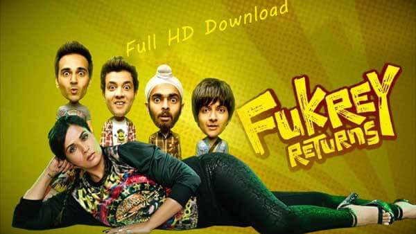 Fukrey Returns Fukrey 2 cast