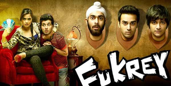Fukrey Returns Full Movie