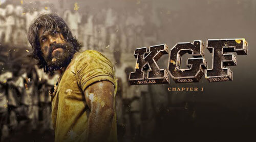 Indian movie KGF chapter 1