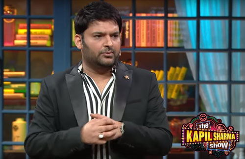 Kapil Sharma host The Kapil Sharma Show