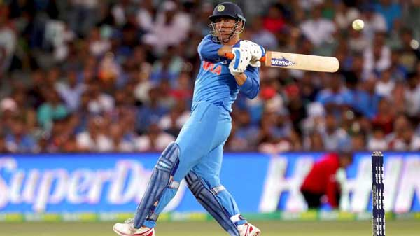MS Dhoni Cricket Player