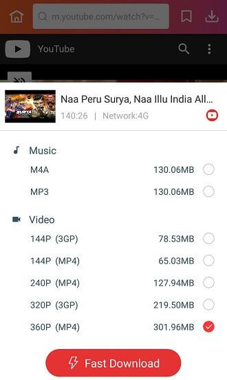 Naa Peru Surya full movie in Hindi