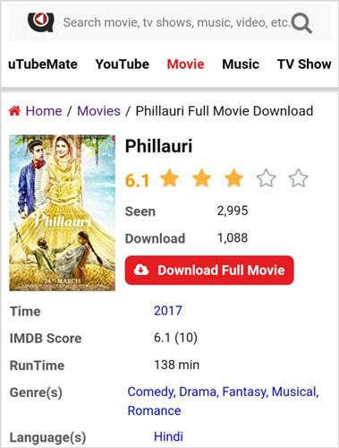 Phillauri-full-movie-download-uTubeMate