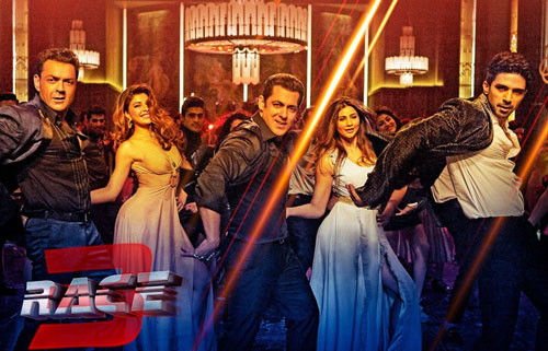 Race 3 Full Movie