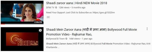 Shaadi Mein Zaroor Aana online