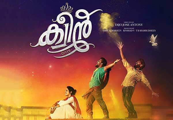 Queen malayalam movie