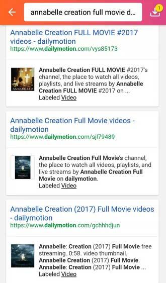 Annabelle Creation Full Movie Online
