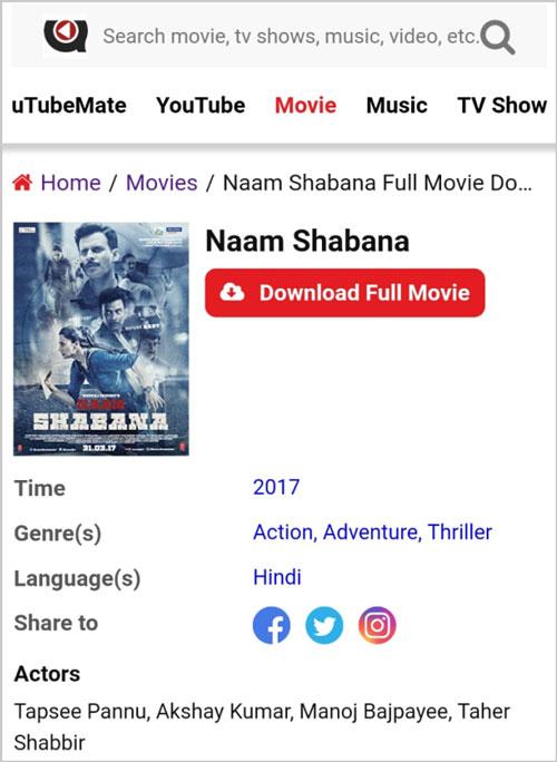 mirror movie download in hindi filmywap