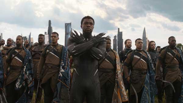 Black Panther Oscars 2019 Movie