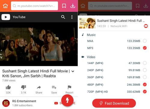 Raabta full movie download MP4 InsTube