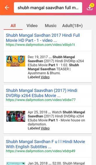 Shubh Mangal Saavdhan online