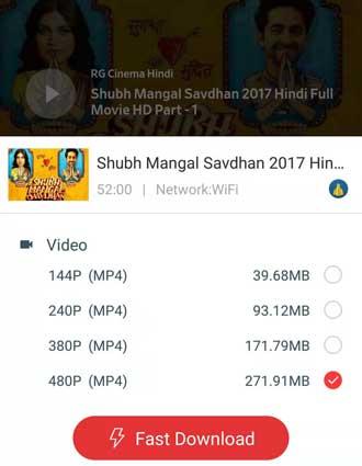 Shubh Mangal Saavdhan full movie download 720p