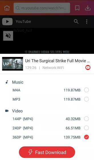 uri movie download 480p