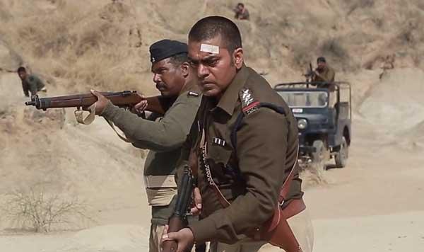 Ashutosh Rana - Virender Singh Gujjar Sonchiriya movie