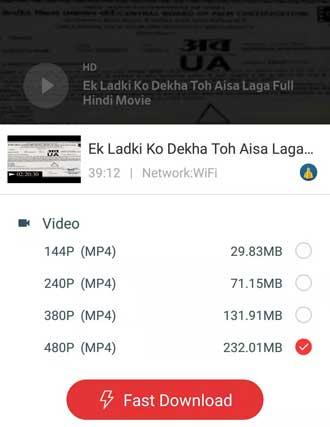 Ek Ladki Ko Dekha Toh Aisa Laga full movie download