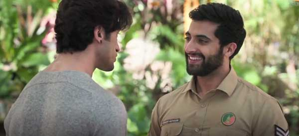Akshay Oberoi in Junglee movie