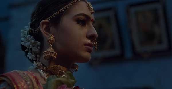 Kedarnath Sara Ali Khan