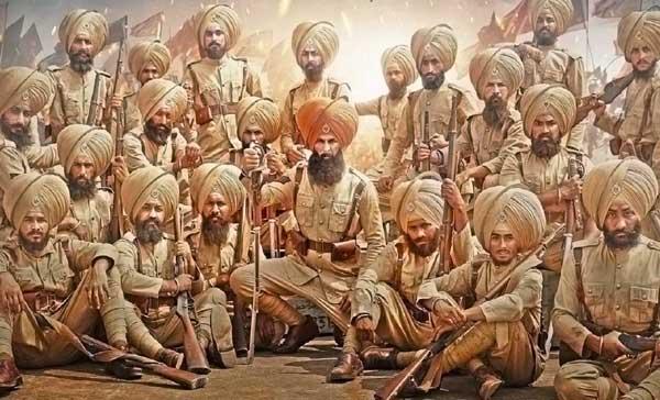 Kesari movie 21 soldiers image