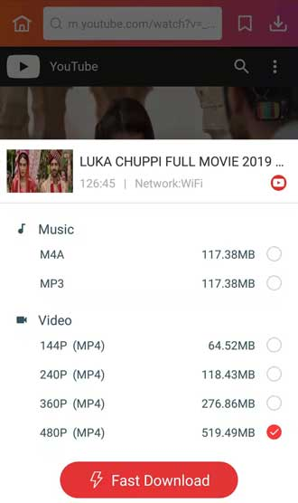 Luka Chuppi movie download