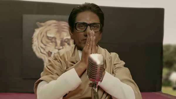 Nawazuddin Siddiqui Bal Thackeray
