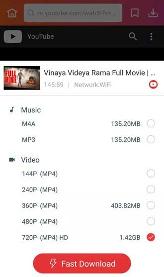 vinaya vidheya rama full movie download