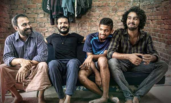 Kumbalangi Nights four brothers