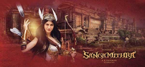 Sangamithra poster