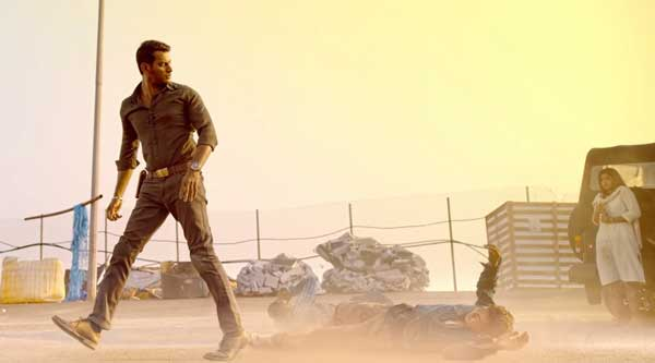 Ayogya action movie