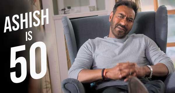 Ajay Devgn De De Pyaar De