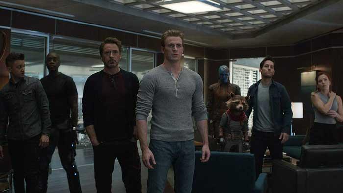 Avengers: Endgame (2019) cast