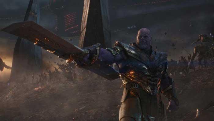Avengers: Endgame (2019) best vallain