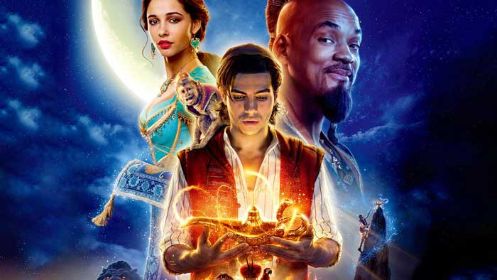 Aladdin 2019 movie