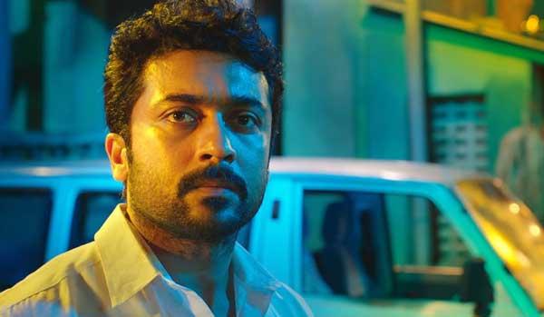 Suriya as Nandha Gopalan Kumaran (NGK)