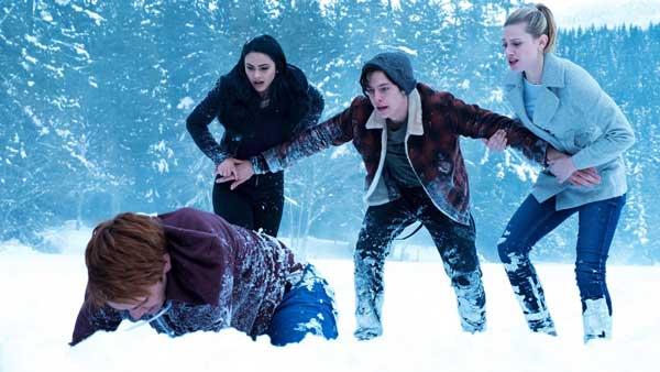 Riverdale Season 3 episodes