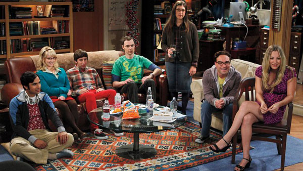 The Big Bang Theory season 12