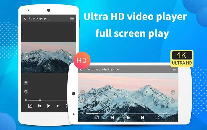 VX Player - Free HD Video Player