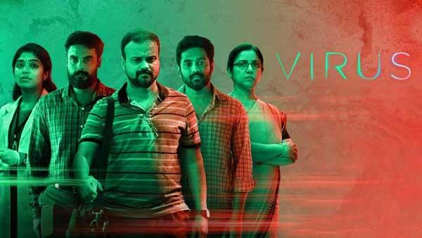 Virus 2019 Movie poster