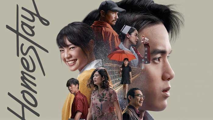 Homestay (2018) poster